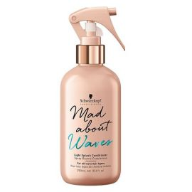SPRAY ACONDICIONADOR MAD ABOUT WAVES SCHWARZKOPF 250ml