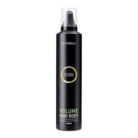 ESPUMA VOLUME HAIR BODY DECODE MONTIBELLO 300ml