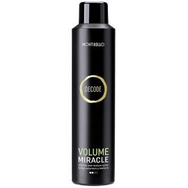 SPRAY VOLUME MIRACLE DECODE MONTIBELLO 250ml