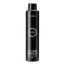 ESPUMA VOLUME ROOTS UP DECODE MONTIBELLO 300ml