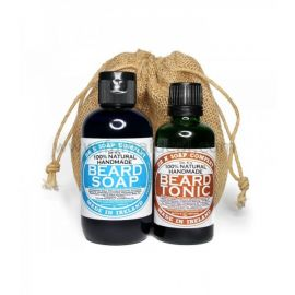 BEARD BAG DR K SOAP COMPANY (TONIC 50 ml + SOAP 100 ml)