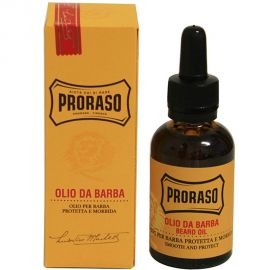 OLIO DI BARBA PRORASO LINEA BARBA 30 ml
