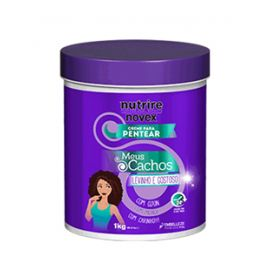 SUPER CURLY ACONDICIONADOR LEAVE-IN MY CURLS EMBELLEZE NOVEX 1000 ml