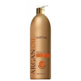 ACONDICIONADOR BRILLO Y PROTECCION ARGANOIL KATIVA 1000 ml