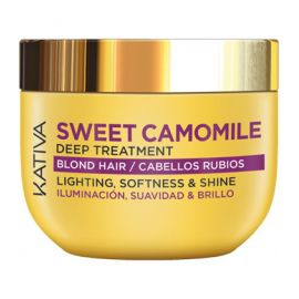 MASCARILLA DEEP TREATMENT SWEET CAMOMILE KATIVA 250 ml