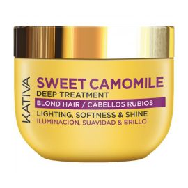 MASCARILLA DEEP TREATMENT SWEET CAMOMILE KATIVA 500 ml