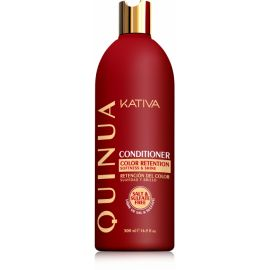 ACONDICIONADOR CABELLOS COLOREADOS QUINUA KATIVA 500 ml