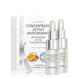 CONCENTRADO ACTIVO ANTIOXIDANTE KEENWELL 2 x 4 ml