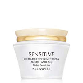 CREMA DE NOCHE ANTI-AGE SENSITIVE PIELES SENSIBLE KEENWELL 50 ml