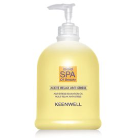 ACEITE RELAX SPA OF BEAUTY MASAJE KEENWELL 500 ml