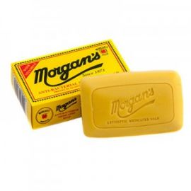 ANTIBACTERIAL MEDICATED SOAP COSMETIC MORGAN'S 80 gr
