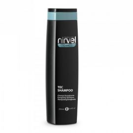 CHAMPU ENERGIZANTE TEC + BIOTINA NIRVEL 250 ml