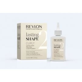CURLY SENSITIVE HAIR LASTING SHAPE REVLON 3 x 100 ml