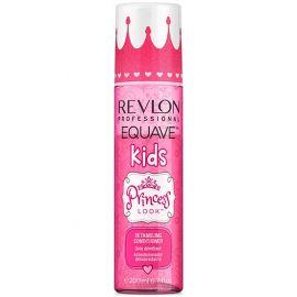 DETANGLING CONDITIONER PRINCESS EQUAVE KIDS REVLON 200 ml