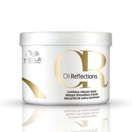 MASK OIL REFLECTIONS WELLA CARE 500ml
