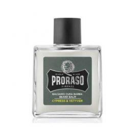 BALSAMO PARA BARBA LINEA BARBA CYPRESS & VETYVER PRORASO 100ml