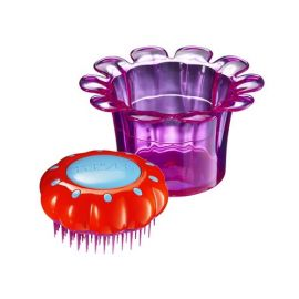 CEPILLO POPPING PURPLE MAGIC FLOWERPOT TANGLE TEEZER