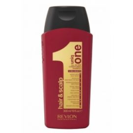 SHAMPOO CONDITIONER UNIQ ONE 300ml.