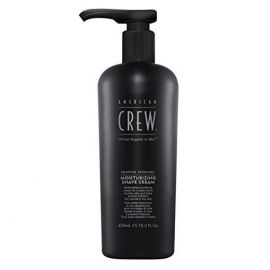 MOISTURIZING SHAVE CREAM AMERICAN CREW 450ml