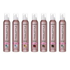 ESPUMA FINALSTYLE COLOR MONTIBELLO 320ml