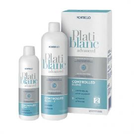 DECOLORACION PLATIBLANC ADVANCED CONTROLLED BLOND MONTIBELLO 200 + 400 ml