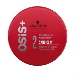 SAND CLAY ARCILLA FLEXIBLE OSIS TEXTURES SCHWARZKOPF 85ml