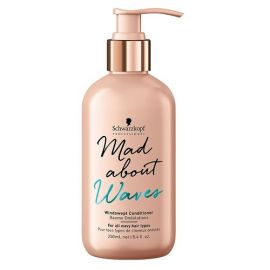 ACONDICIONADOR MAD ABOUT WAVES SCHWARZKOPF 250ml