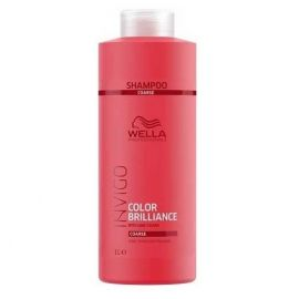 CHAMPU CABELLO GRUESO COLOR BRILLIANCE INVIGO WELLA 1000ml
