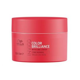 MASCARILLA CAB FINO/NORMAL COLOR BRILLIANCE INVIGO WELLA 150ml