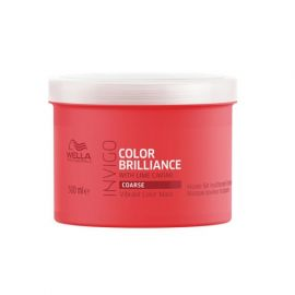 MASCARILLA CAB GRUESO COLOR BRILLIANCE INVIGO WELLA 500ml