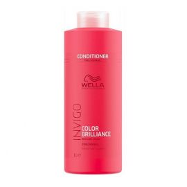 ACONDICIONADOR CAB FINO/NORMAL COLOR BRILLIANCE INVIGO WELLA 1000ml