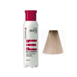 COLORACION SIN OXIDACION ELUMEN LIGHT SV@10 GOLDWELL 200ml