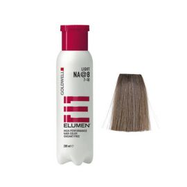 COLORACION SIN OXIDACION ELUMEN LIGHT NA@8 GOLDWELL 200ml
