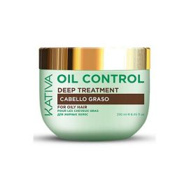 MASK OIL CONTROL DEEP TREATMENT KATIVA 250ml