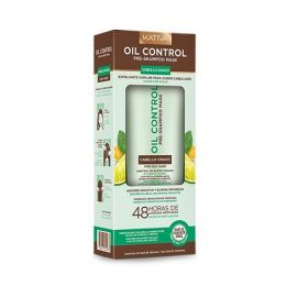 PRE-SHAMPOO OIL CONTROL MASK KATIVA 200ml