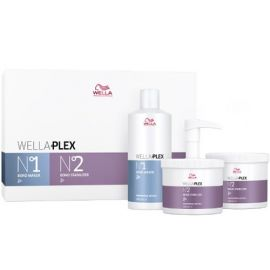 KIT PLEX BOND MAKER WELLAPLEX WELLA BIG 3 x 500ml