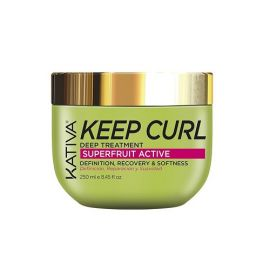 MASK KEEP CURL KATIVA 250ml