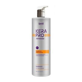 PASO 1 CHAMPU PRE-ALISADOR KERAPRO ADVANCED BMT KATIVA 1000ml