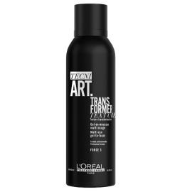 TRANSFORMER GEL EN MOUSSE F3 TECNI-ART STYLING L'OREAL  150ml