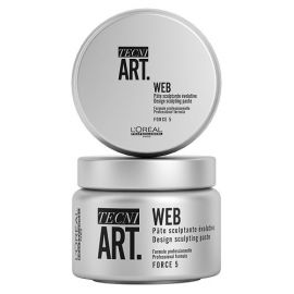 WEB DESIGN SCULPTING PASTE F5 TECNI-ART STYLING L'OREAL 150ml