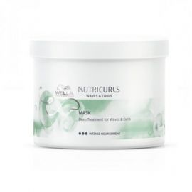 MASK NUTRICURLS WELLA 500ml