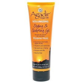XTREME HOLD GEL VOLUMIZING AGADIR 236ml