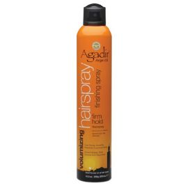HAIRSPRAY FINISHING FIRM HOLD VOLUMIZING AGADIR 365ml