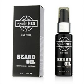BEARD OIL OUD WOOD AGADIR MEN 44ml