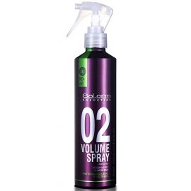 VOLUME SPRAY F.02 PRO.LINE SALERM 250ml