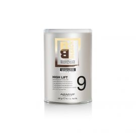 DECOLORANTE BB BLEACH HIGHT LIFT 9 TONES ALFAPARF 400ml