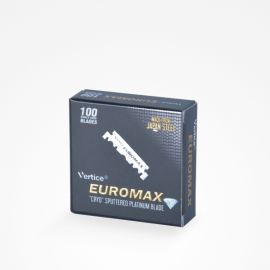 CUCHILLAS EUROMAX CRYO SPUTTERED PLATINUM BLADE INDIVIDUALES BIFULL 10 Unid