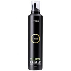 ESPUMA VOLUME BOOST UP DECODE MONTIBELLO 300ml
