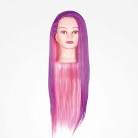 "MANIQUI GIRL COLORFUL 60cm 23,7"" LILA SYNTHETIC BIFULL"