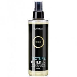 SPRAY TEXTURE BUILDER DECODE MONTIBELLO 200ml